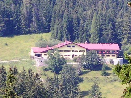Kamp SS-Berghaus Sudelfeld