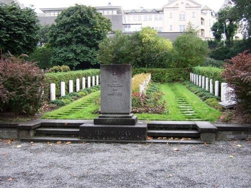 Commonwealth War Graves Bergen