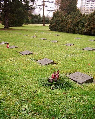 German War Graves Pankow VII
