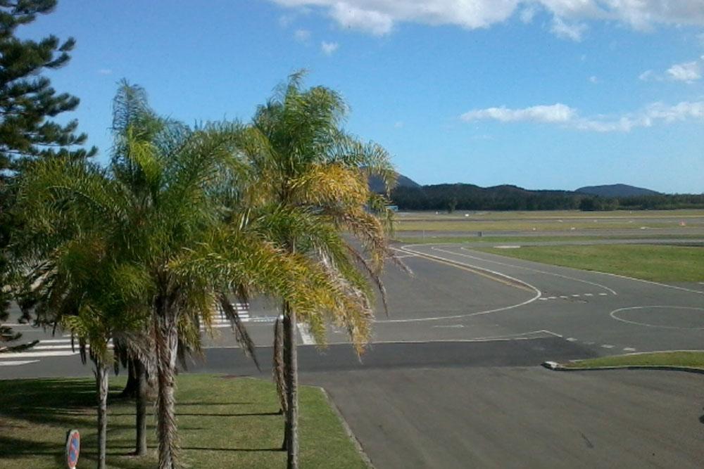 Tontouta Airfield