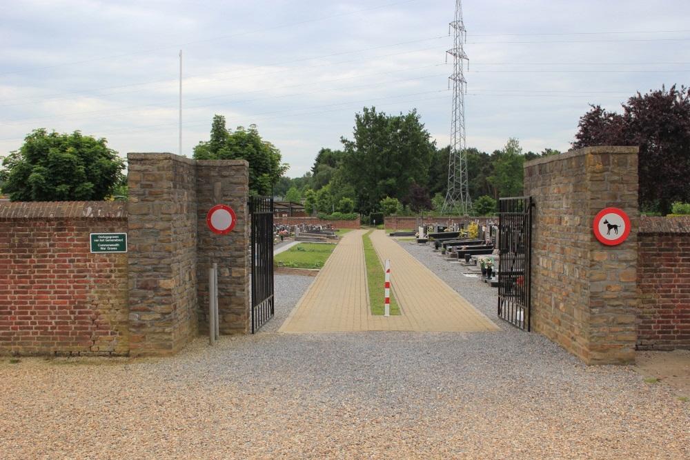 Gemeentelijke Begraafplaats Koersel