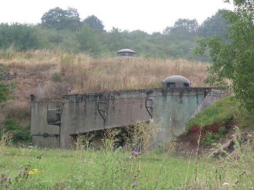 Maginotlinie - Fort Sentzich