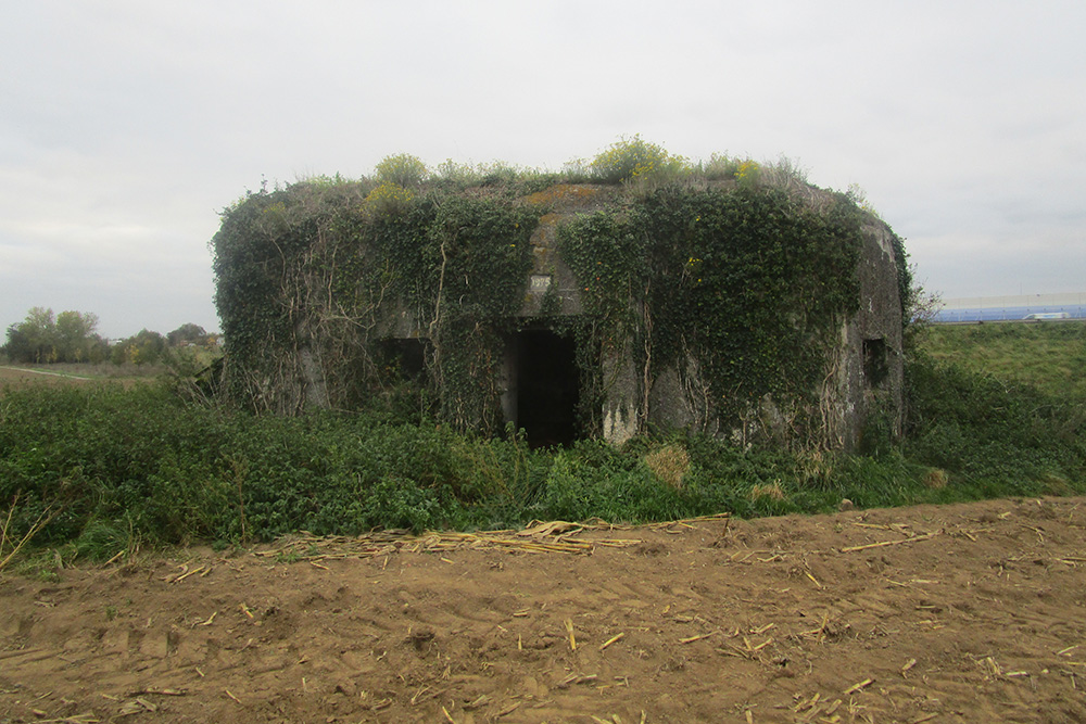 Maginot Line - French Bunker