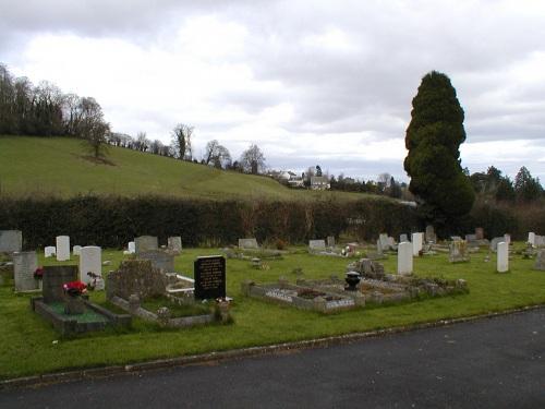Commonwealth War Graves Dursley Cemetery