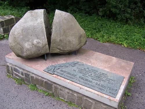 Monument Generaal Jaroslav Sazavsky
