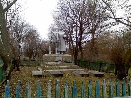 Mass Grave Soviet Soldiers Moshoryne