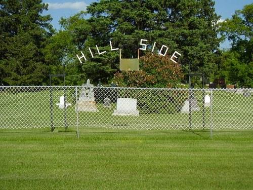 Commonwealth War Graves Belmont Hillside Cemetery