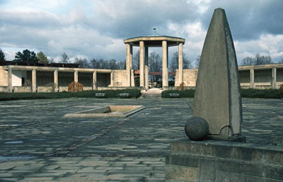 Lidice Memorial Place