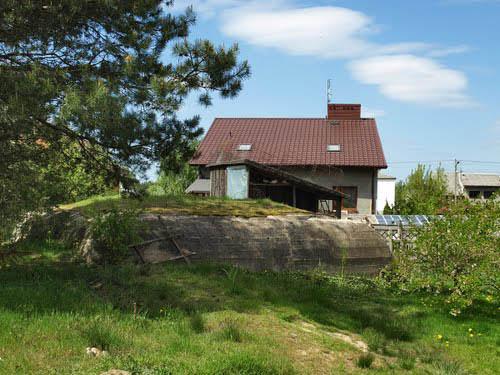 Rawka-Bzura-Stellung - Regelbau 701 Ruda (D)