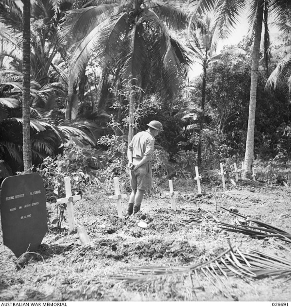 Former War Cemetery Gili Gili