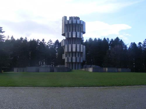 Monument Slag om Kozara
