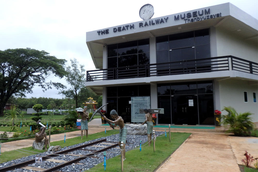 The Death Railway Museum