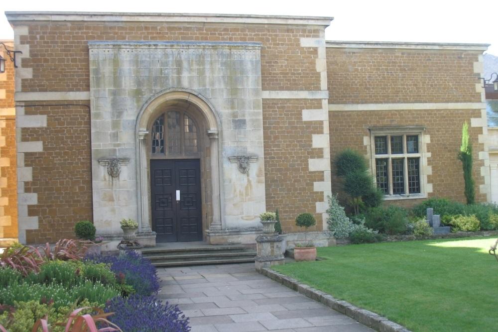 Oakham School Memorial Library