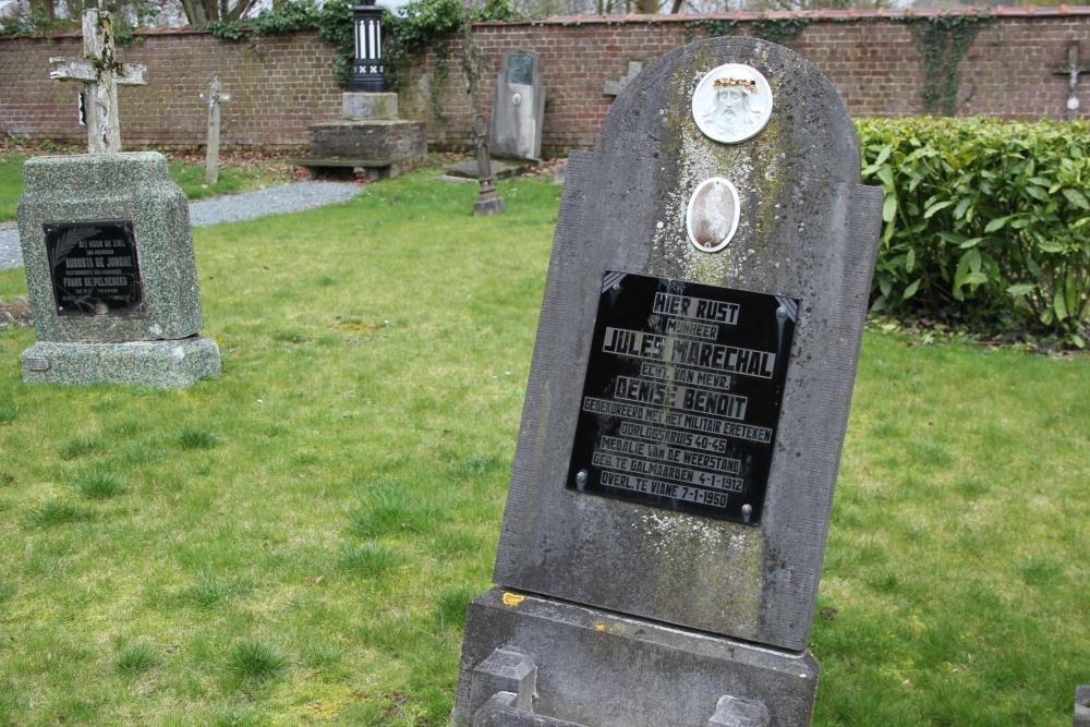 Graven Weerstanders Viane