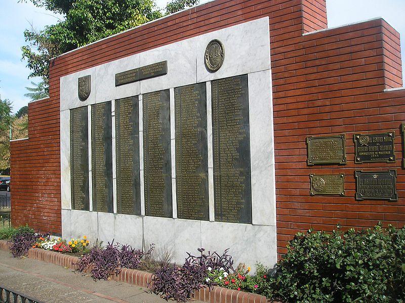 Monument A.R.A. General Belgrano