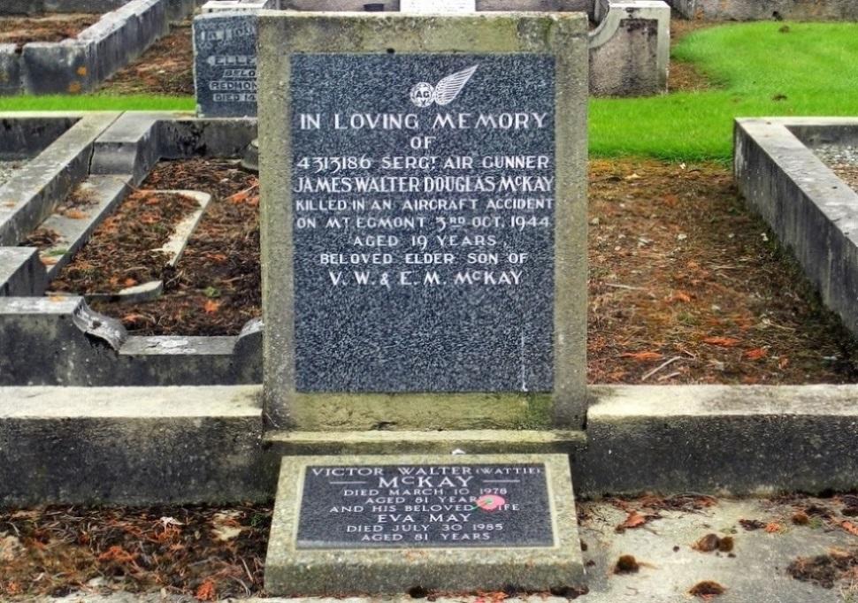 Oorlogsgraf van het Gemenebest Wallacetown Cemetery