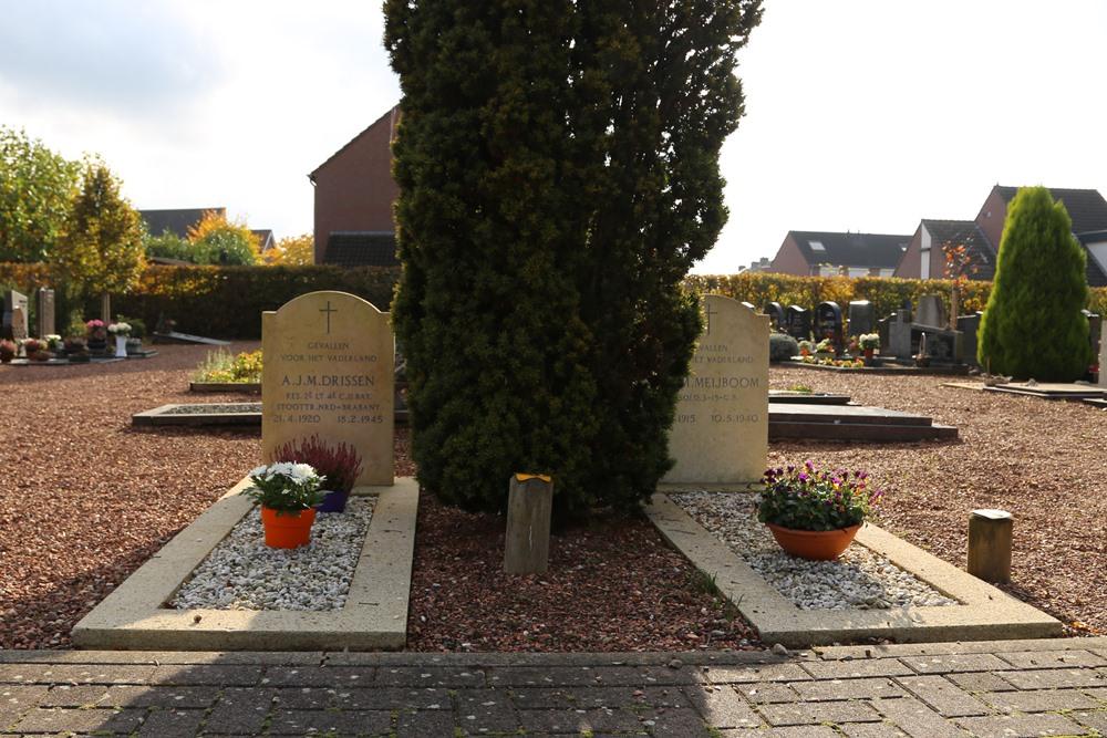 Nederlandse Oorlogsgraven Rooms Katholieke Begraafplaats Arcen