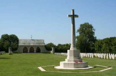 Oorlogsbegraafplaats van het Gemenebest Hermanville