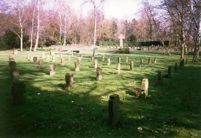 German War Cemetery Jülich