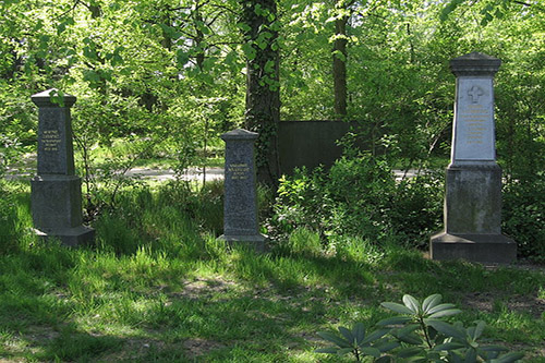 War Graves Städtischer Friedhof Görlitz