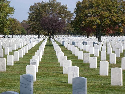 Amerikaanse Oorlogsgraven Long Island National Cemetery