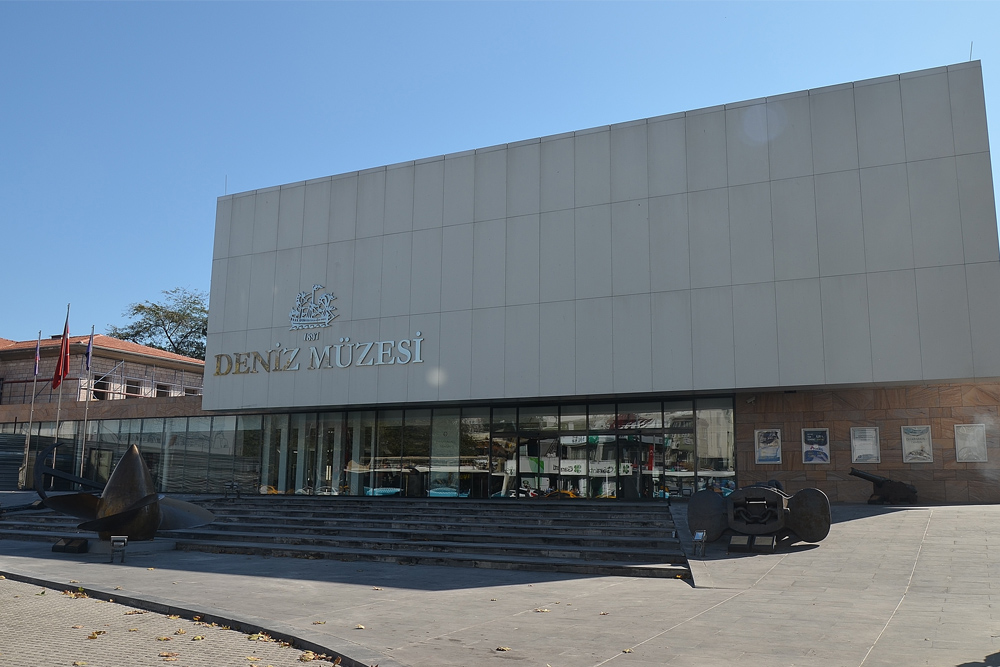 National Turkish Navy Museum