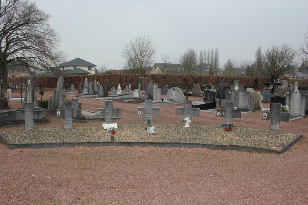 Veteran War Graves Rekem