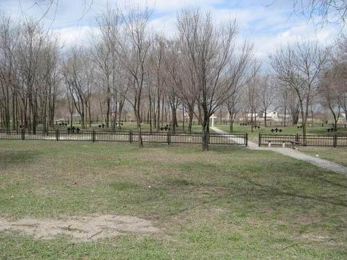 Duitse Oorlogsbegraafplaats Zaporizja