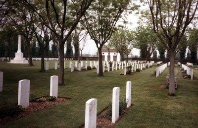 Oorlogsbegraafplaats van het Gemenebest Padua
