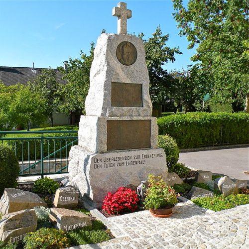 War Memorial Katsdorf