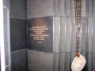Holocaustmonument Stadttempel