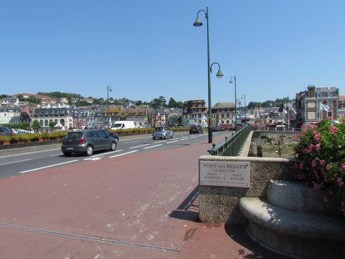 Pont des Belges Trouville-sur-Mer