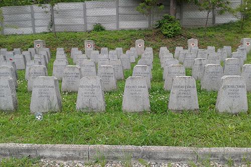 Romanian-Soviet War Cemetery