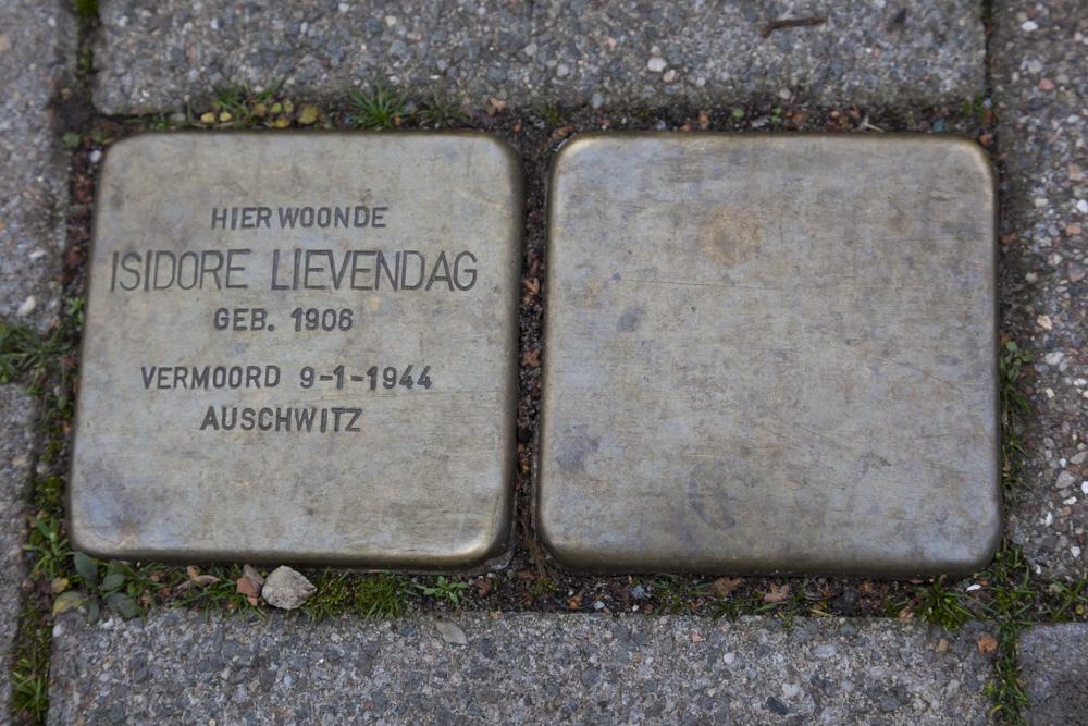 Stolpersteine Bovenbrugstraat 42