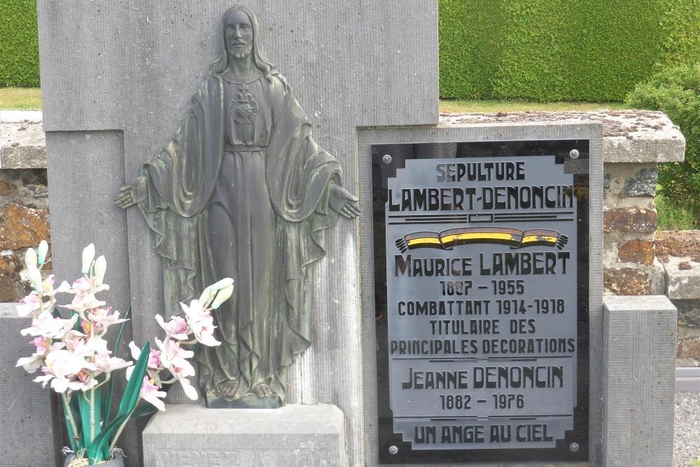 War Veterans' Graves Carlsbourg