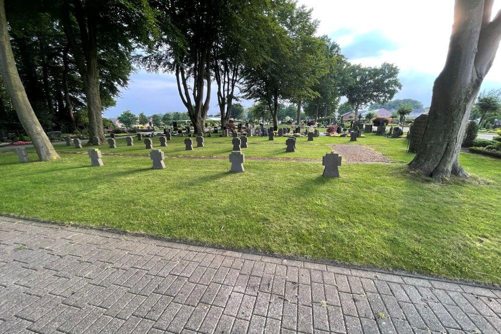 Cemetery Wettringen