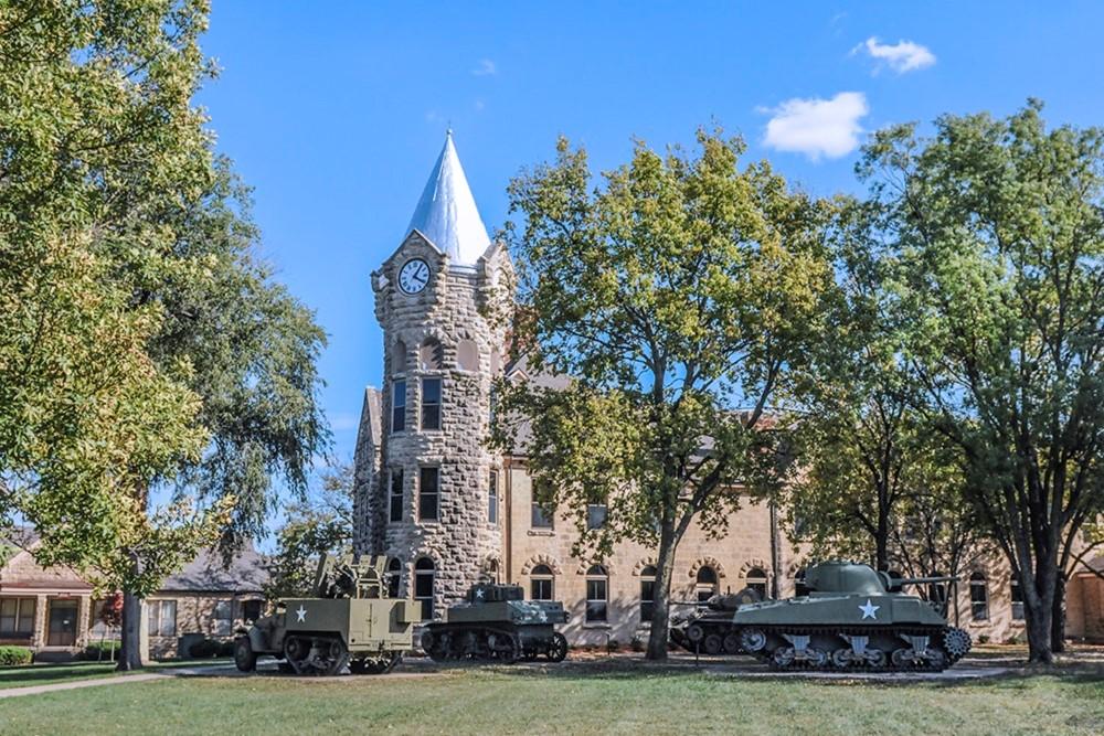 U.S. Cavalry Museum Kansas