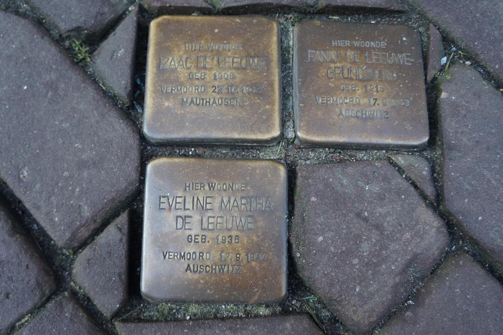 Stumbling Stones Luttekestraat 40