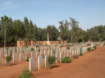 Commonwealth War Cemetery Benghazi