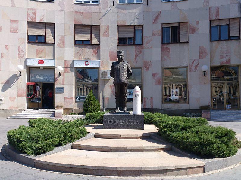 Monument Stepan
