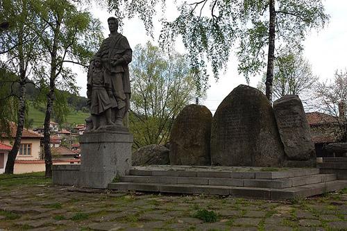 Mass Grave Partisans