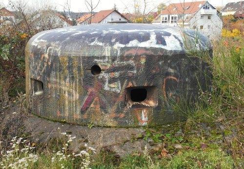 Westwall - Bunker Roden