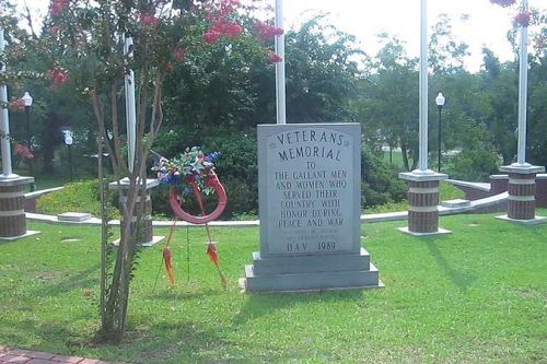 Veterans Memorial Jackson Parish