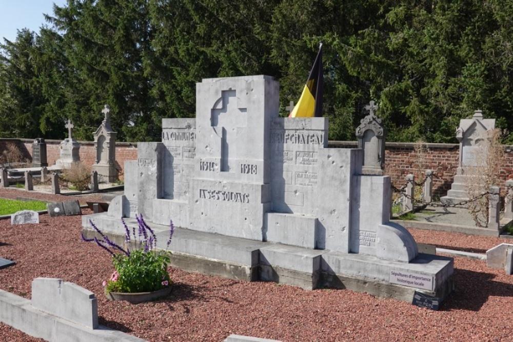 War Memorial Neufchâteau