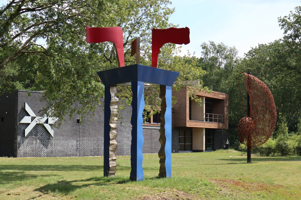 Memorial Werkman-Poort Camp Westerbork