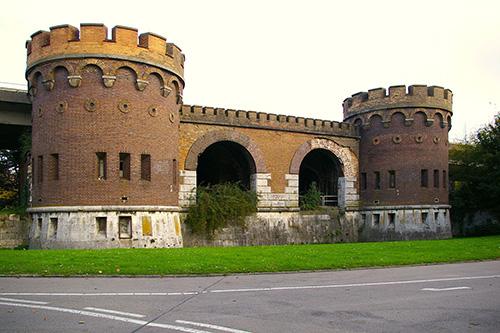 Festung Ulm - Werk IV (Blaubeurer Tor)