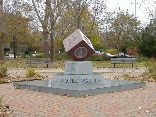 War Memorial Green Bay