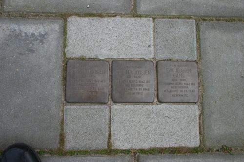Stumbling Stones Esweg 19