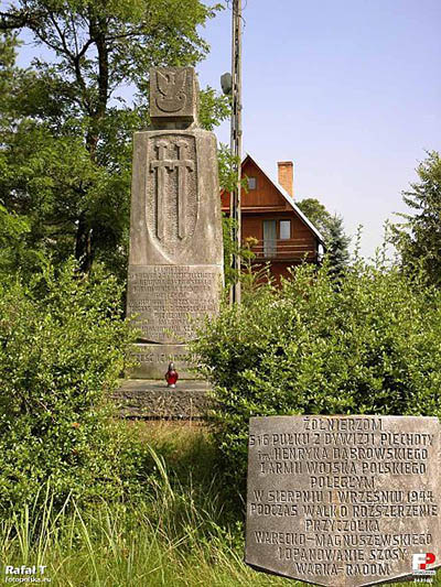 Monument 5e & 6e Infanterieregiment