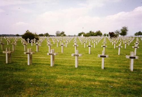 French War Cemetery Avocourt